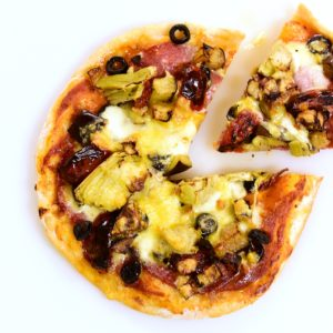 No.5 Antipasto Pizza